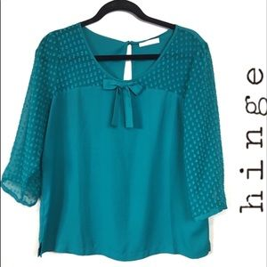 Nordstrom Hinge blouse